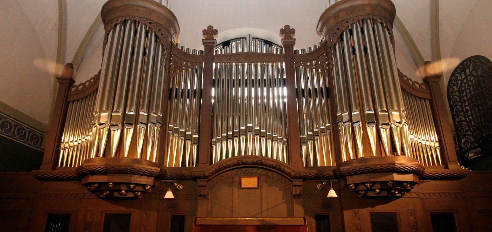 Besondere Orgeln