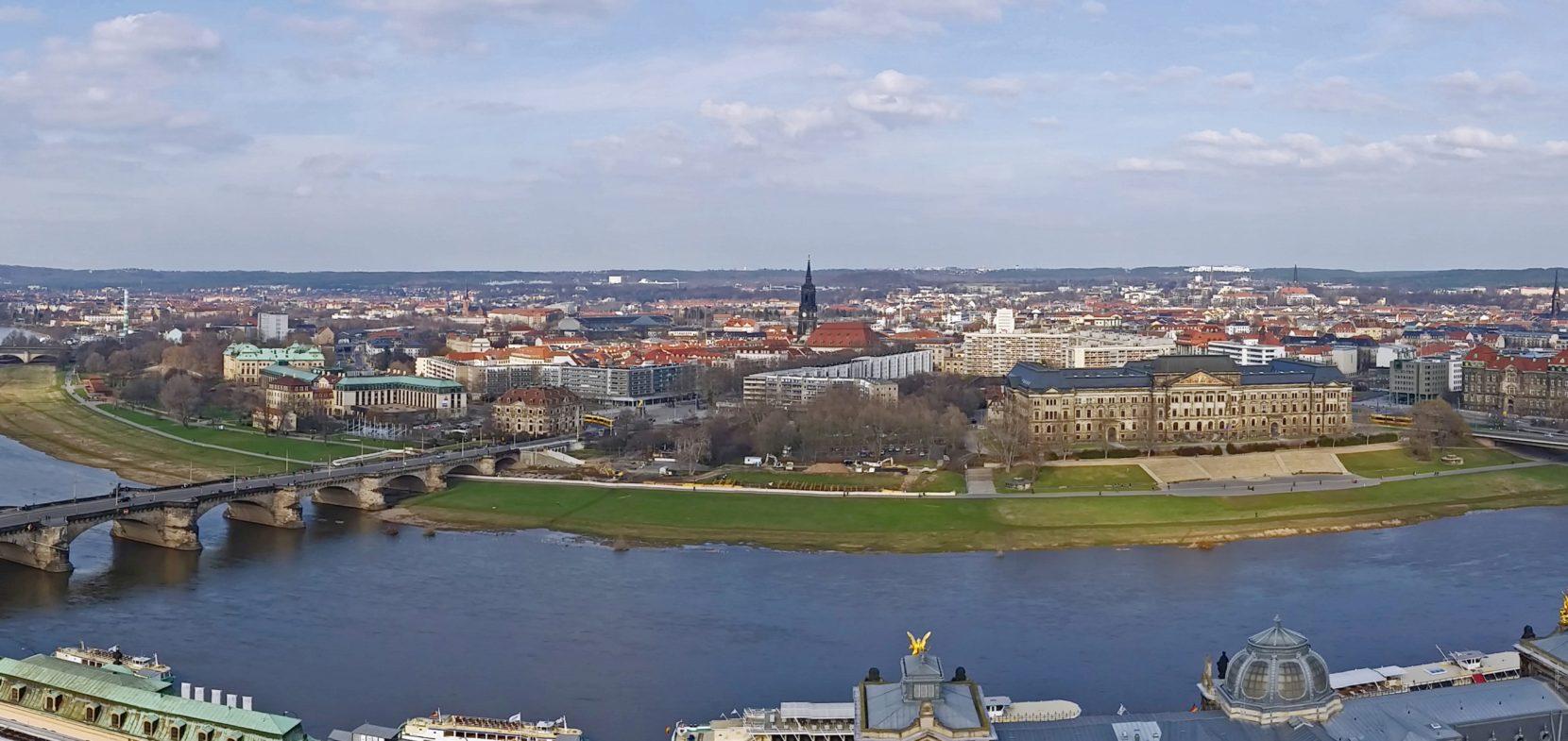 Dresdner Christen veröffentlichen Friedenswort