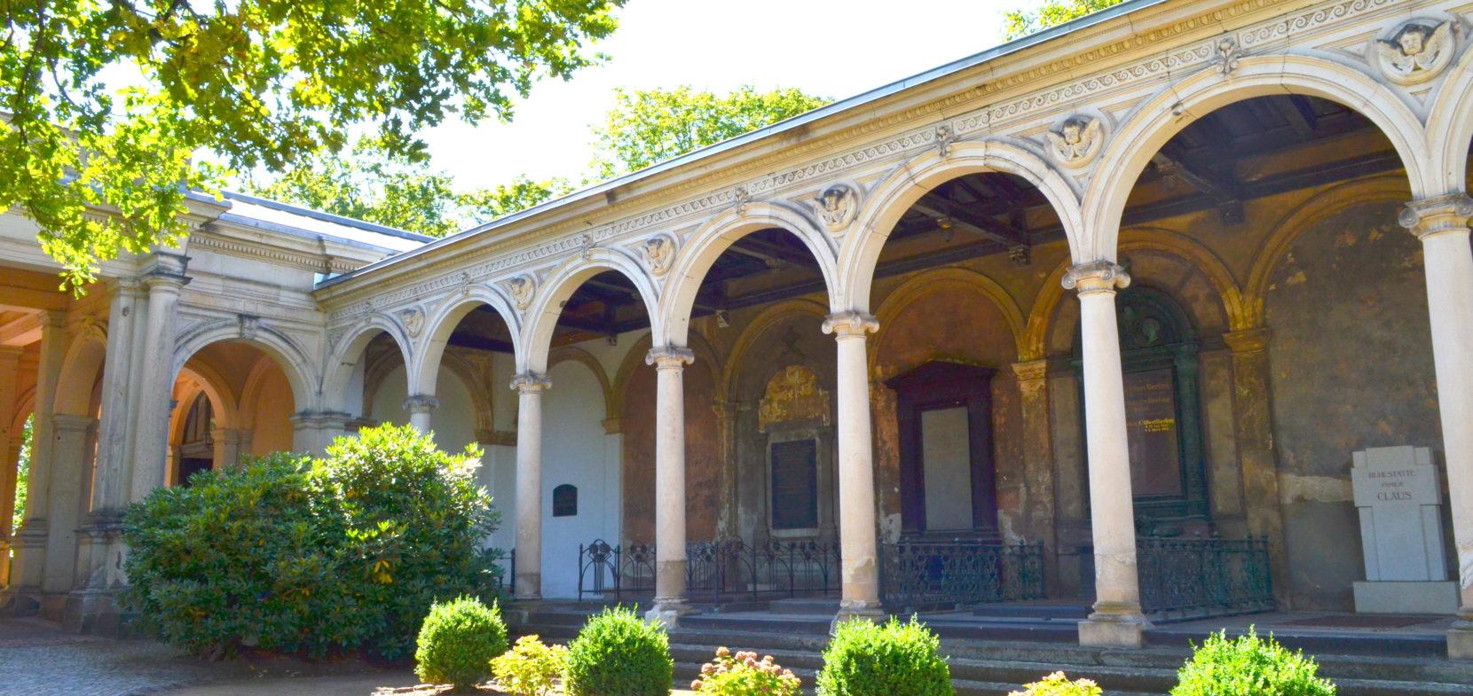 Evangelische Friedhöfe