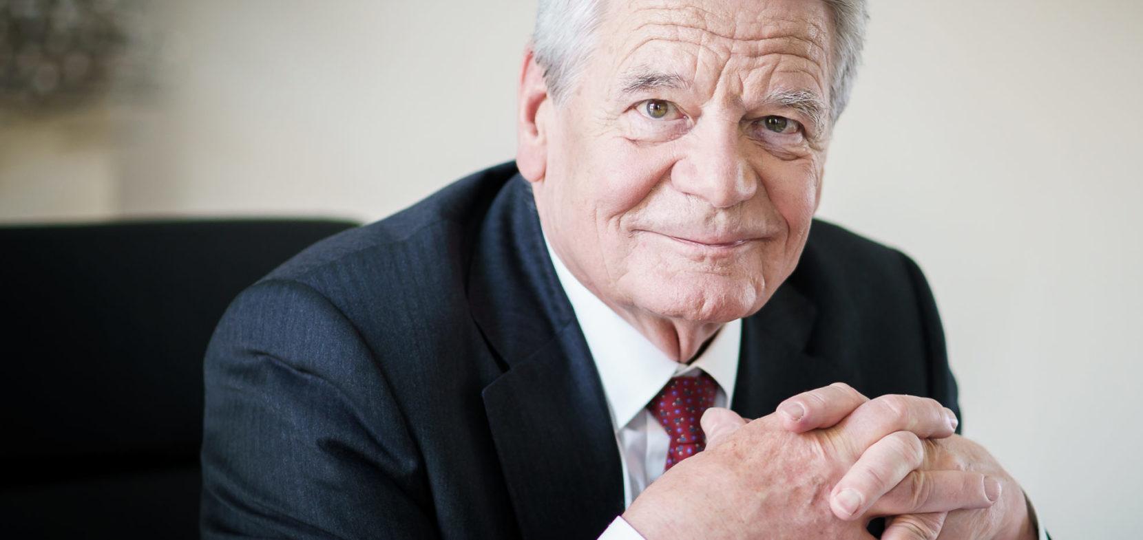 Joachim Gauck und die Toleranz