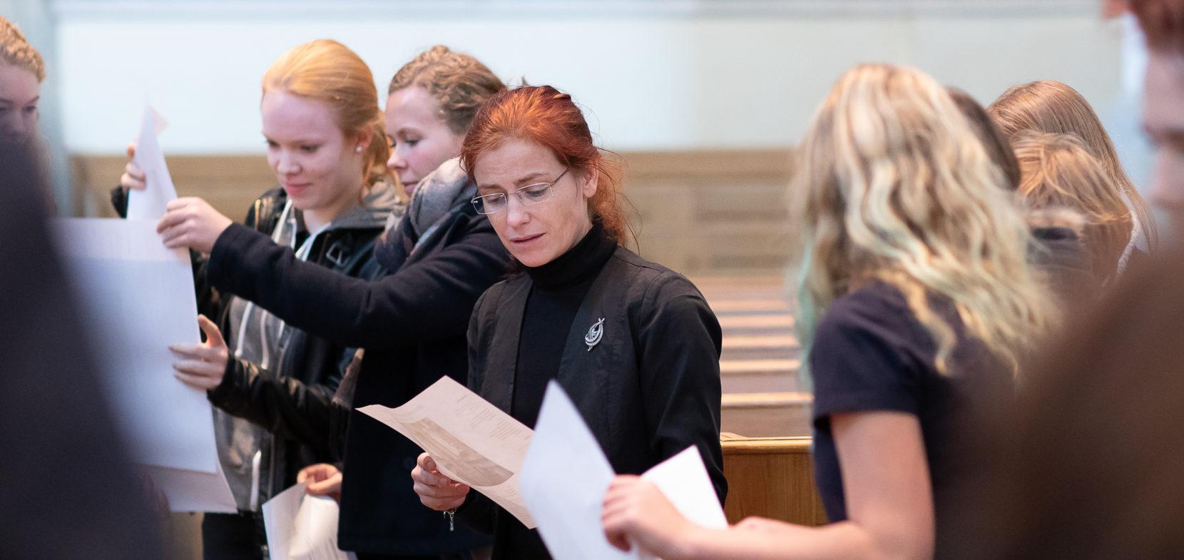 Kirchen entdecken lernen