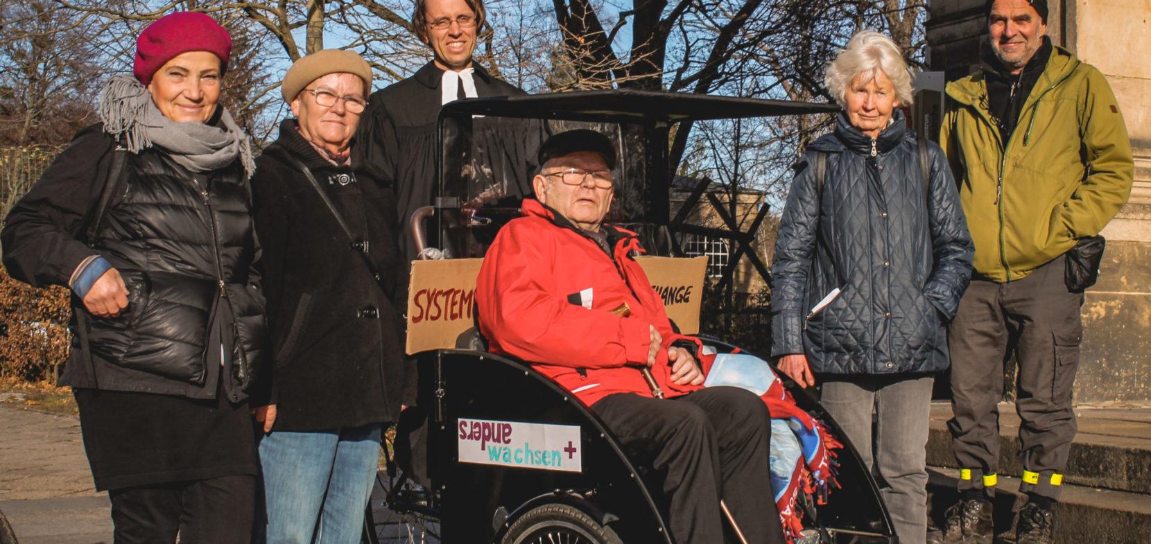Kirchgemeinden setzen auf Lastenräder