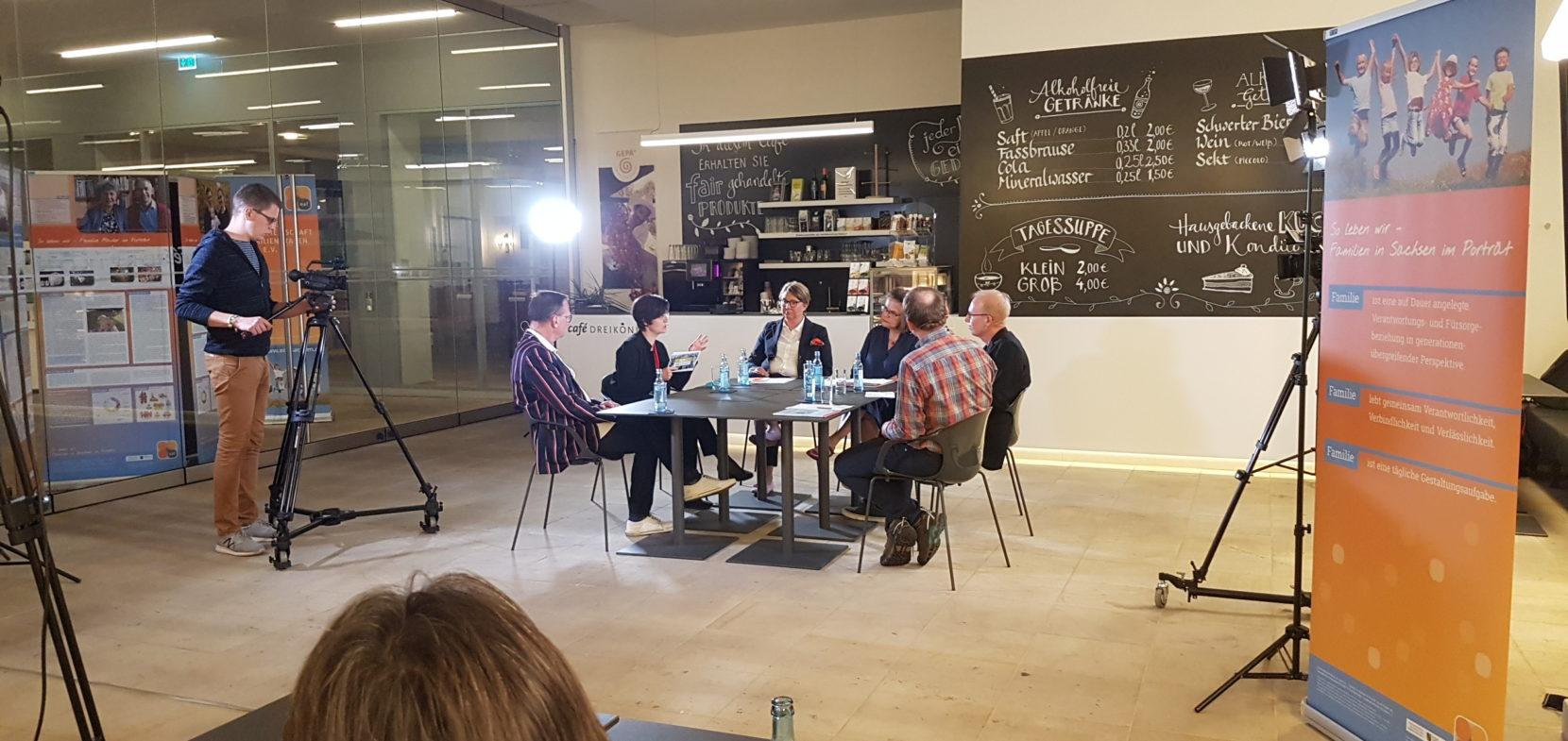 Talk im Café – Seien Sie dabei!