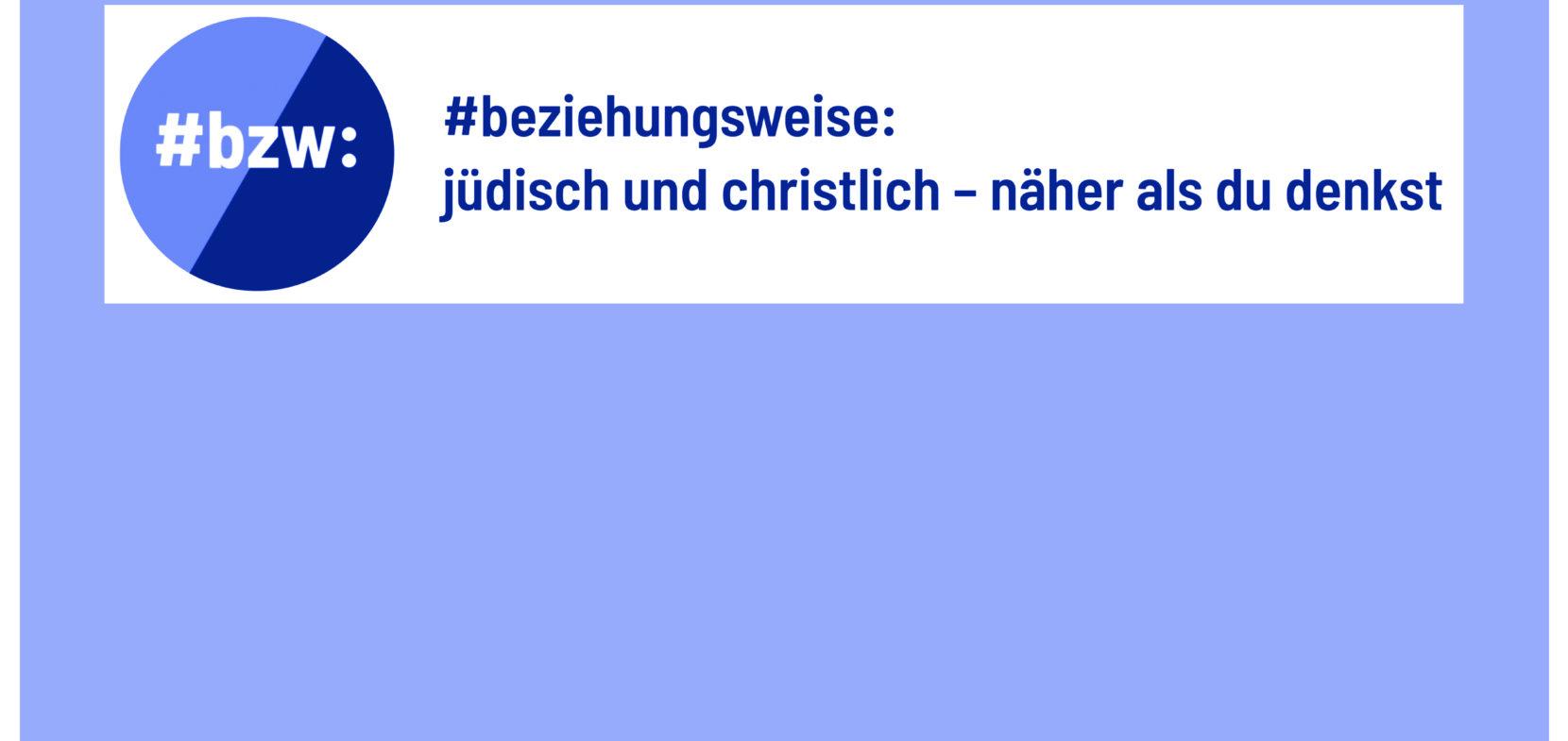 Jüdisch bzw. christlich