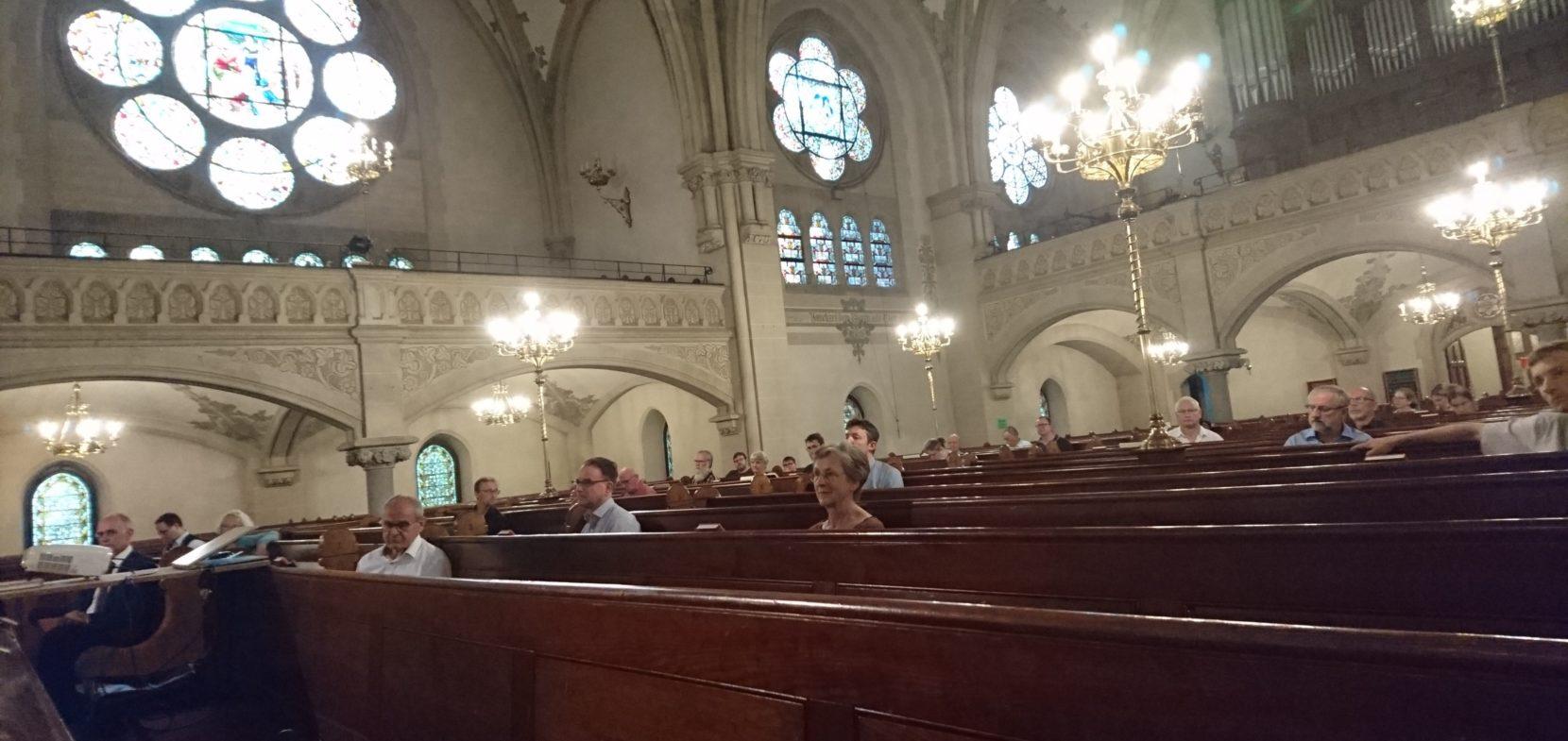 Kirchenbezirkssynoden